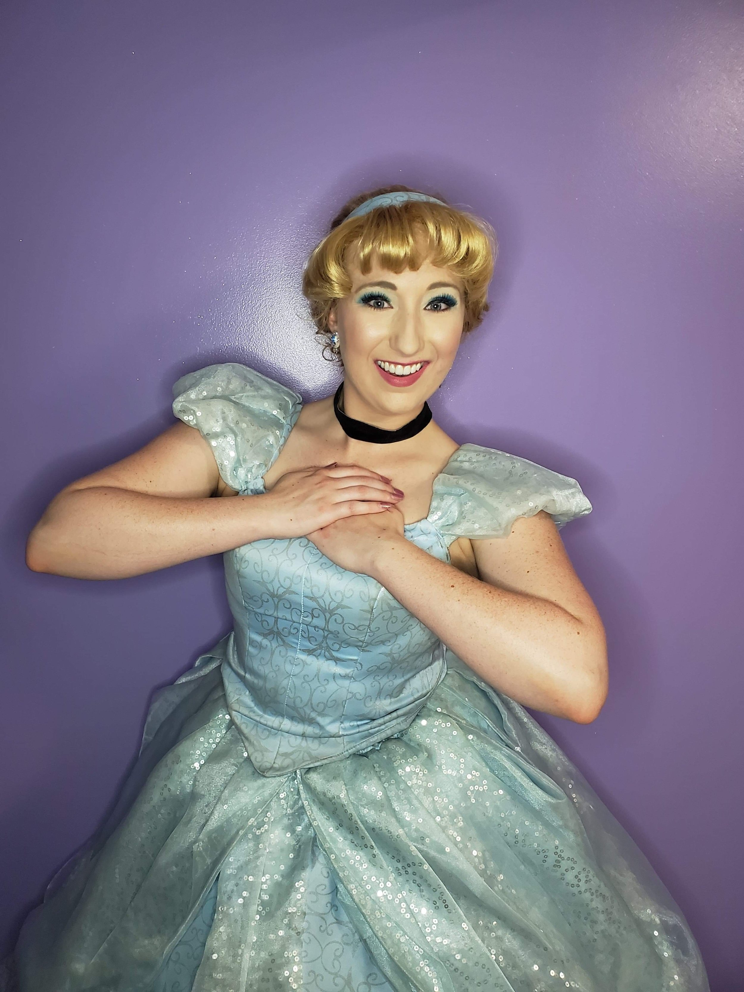 Cinderella - Book Now