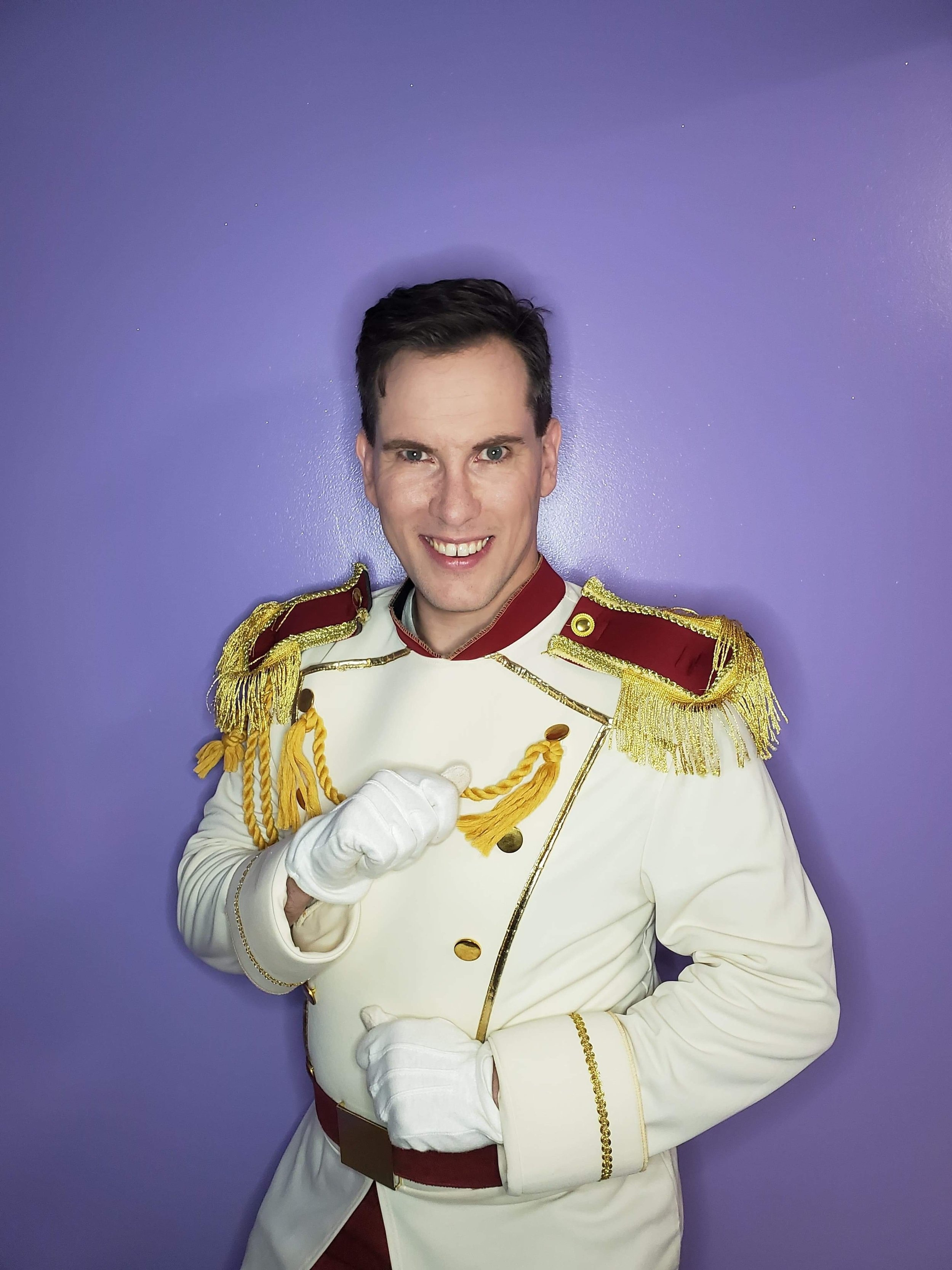 Prince Charming - Book now