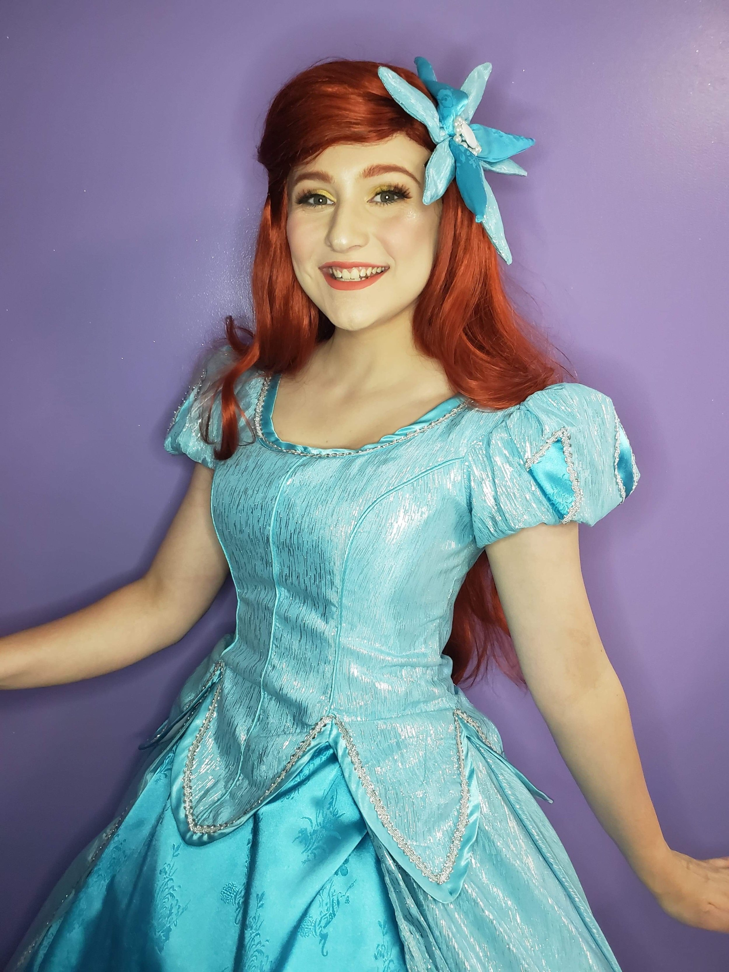 Little Mermaid (Ballgown) - Book now