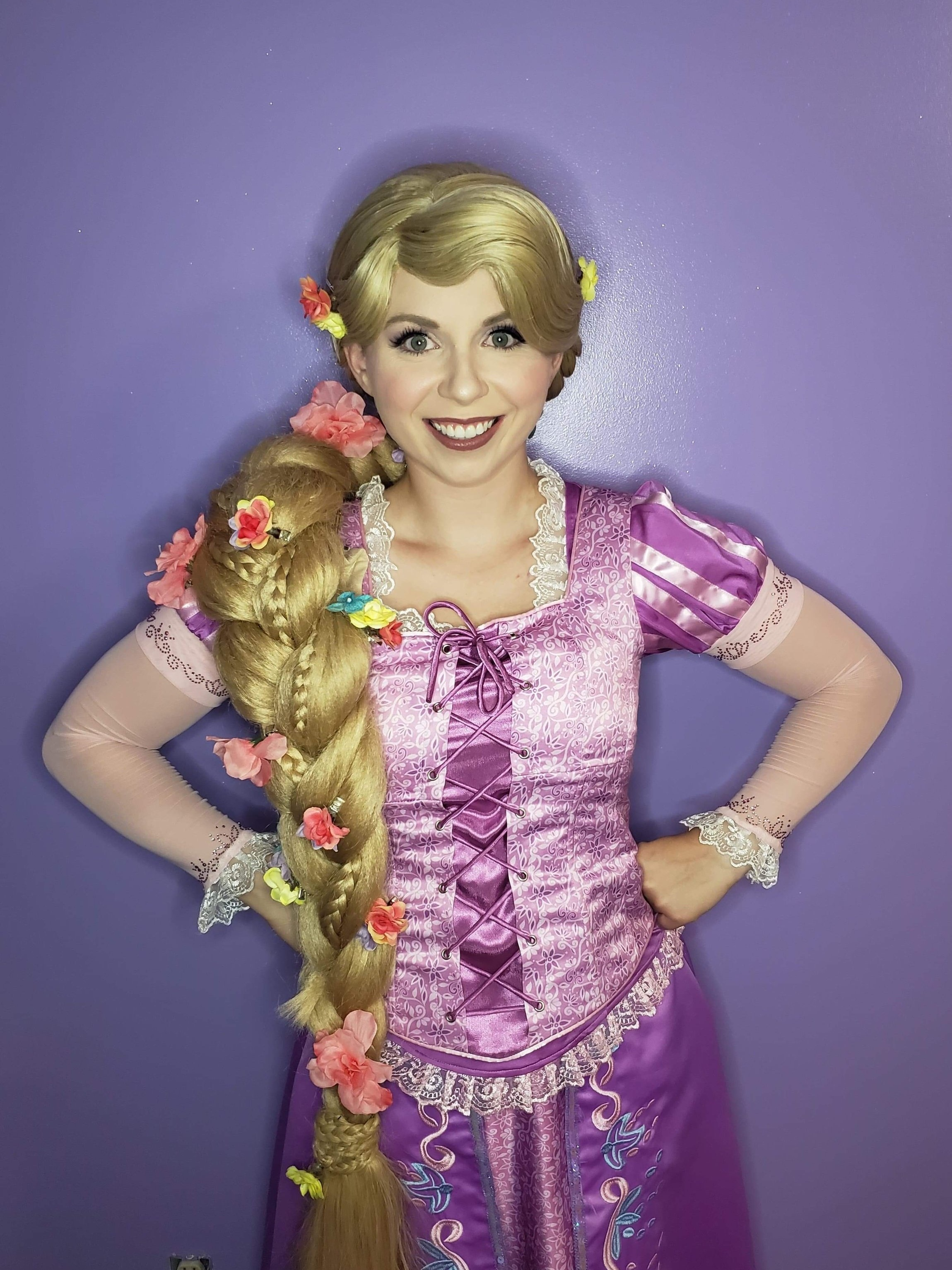 Rapunzel - Book Now