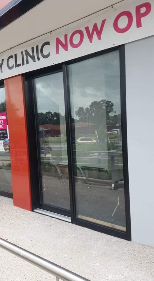 Electronic Glass Sliding Doors