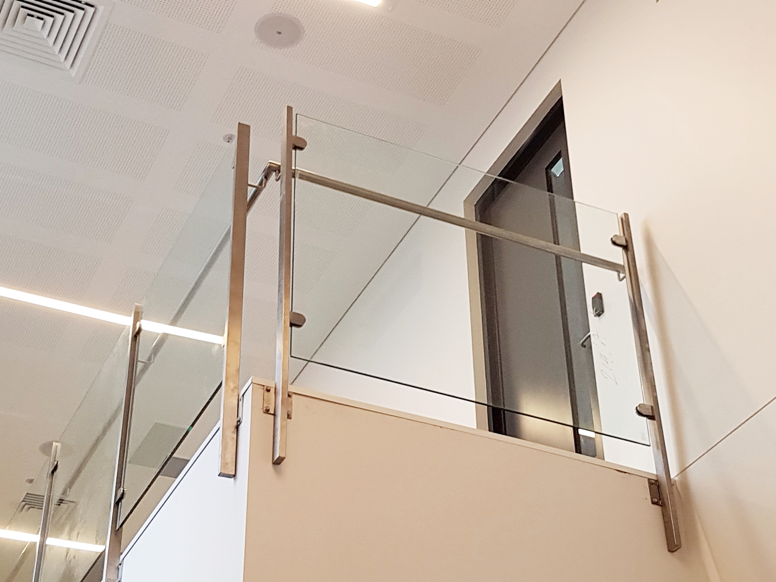 Carlon Window Solutions - Glass Balustrade