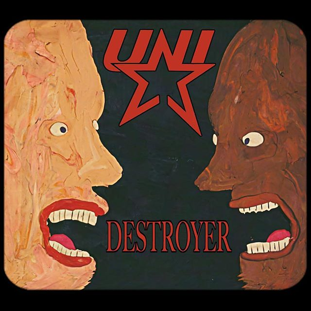 Guys, big news- Destroyer song and video are out today. Link in profile, lemme know what you think! . . . . . #newmusic #musicvideo #brooklynvegan #rocknroll #newyork #unitheband #albumart
