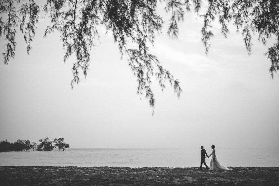 Breezy Beach Edition - Prewedding