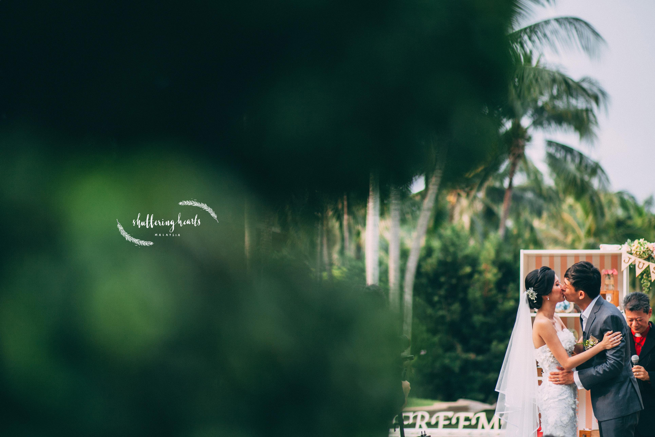 PJ Wedding Photographer Malaysia Best Wedding Photography | Shuttering Hearts