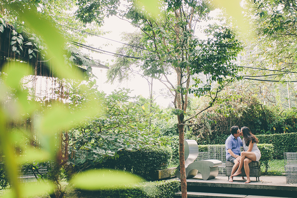 Enchanted Forest Edition | Pre-Wedding