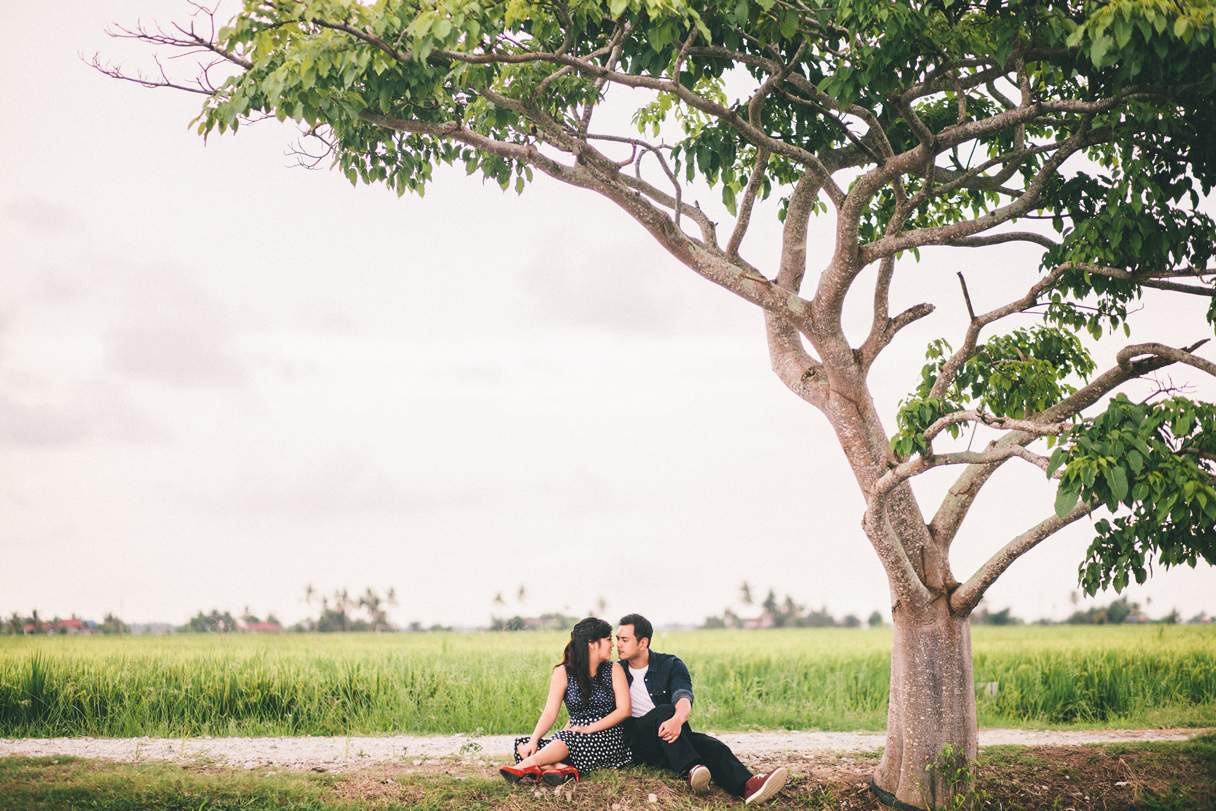 Green Lush Edition - Prewedding