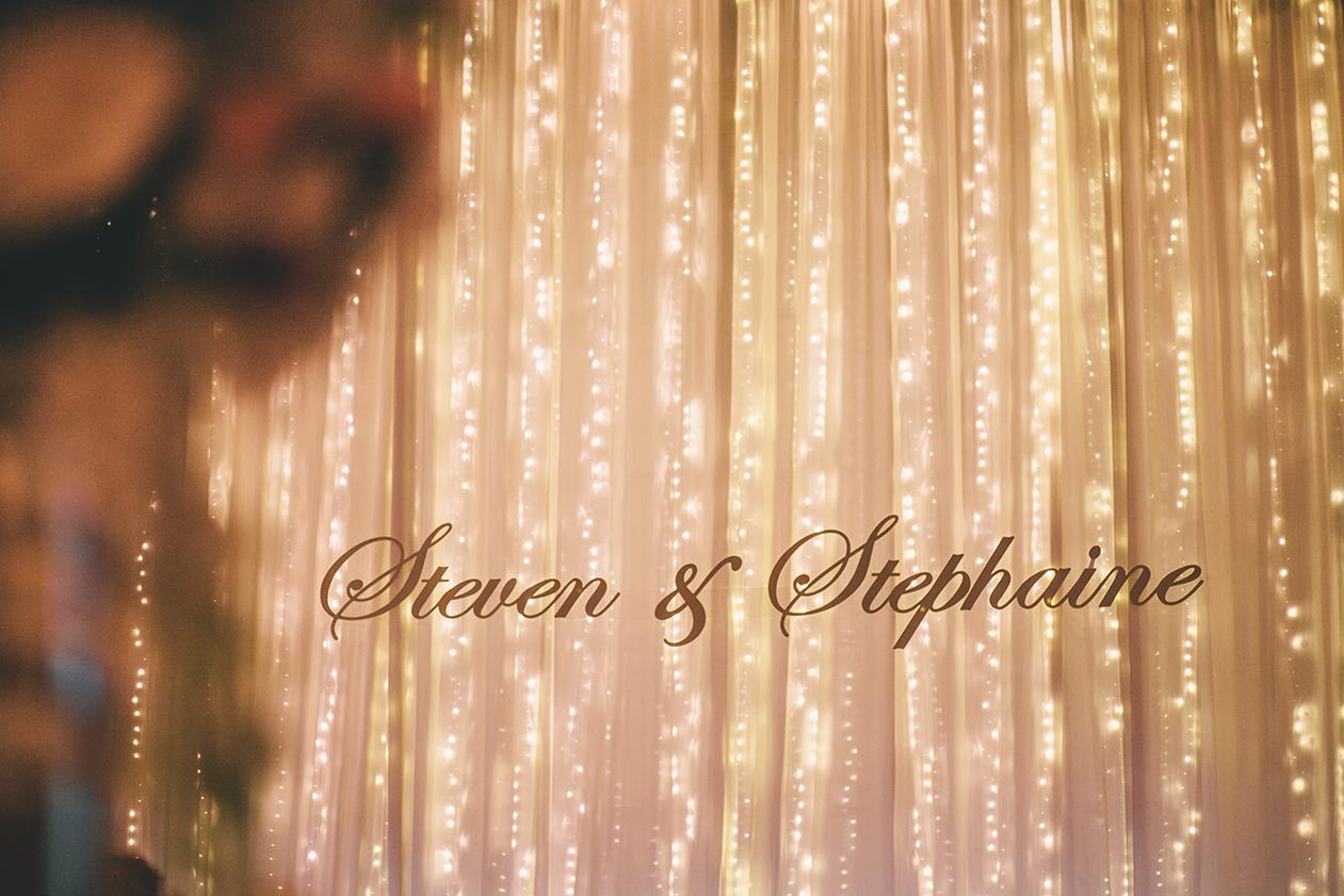 Stephanie + Steven