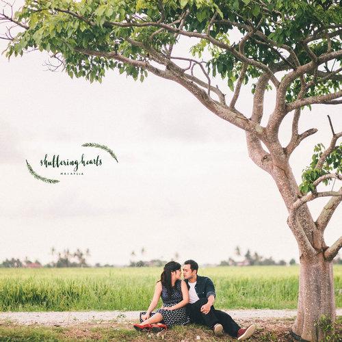 Best Malaysia Wedding Photographer PJ Wedding Photography - Shuttering Hearts