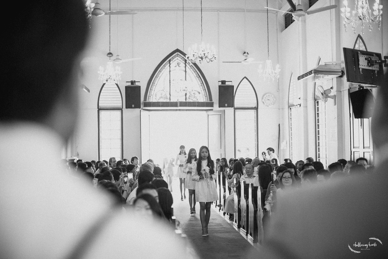 Malaysia Wedding Photographer actual day wedding photography | Shuttering Hearts