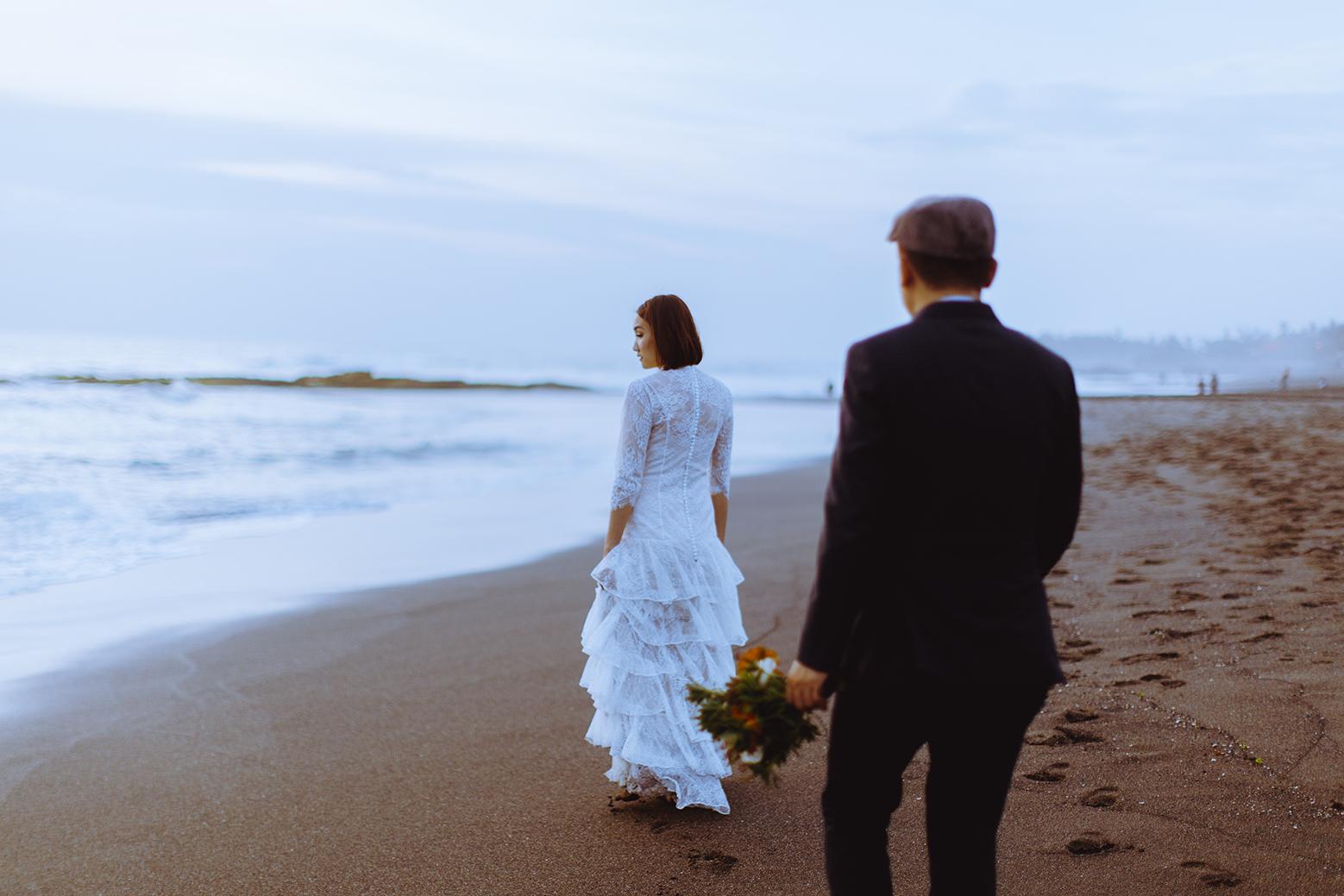 Destination Pre Wedding Photography in Bali