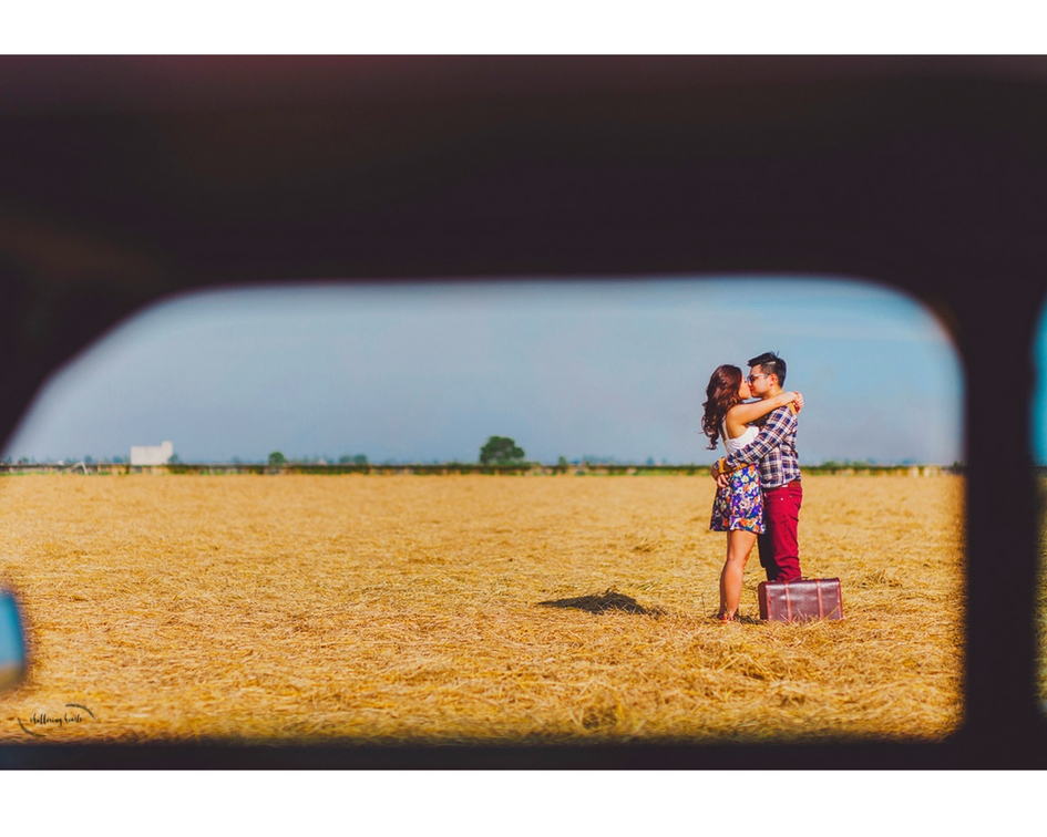 Journey of a Love Story: Sarah & Duncan | Wedding Couples in Shuttering Hearts