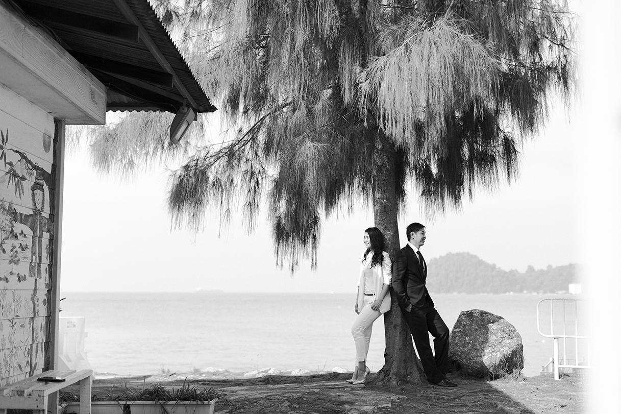 Yvonne & Hong (ROM/Solemnisation)