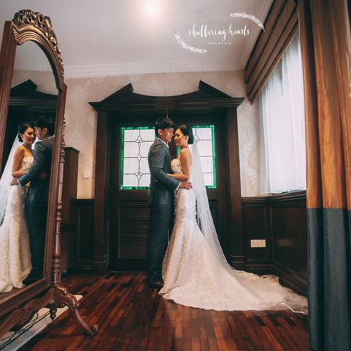 Malaysia Wedding Photographer PJ Wedding Photography   Shuttering Hearts