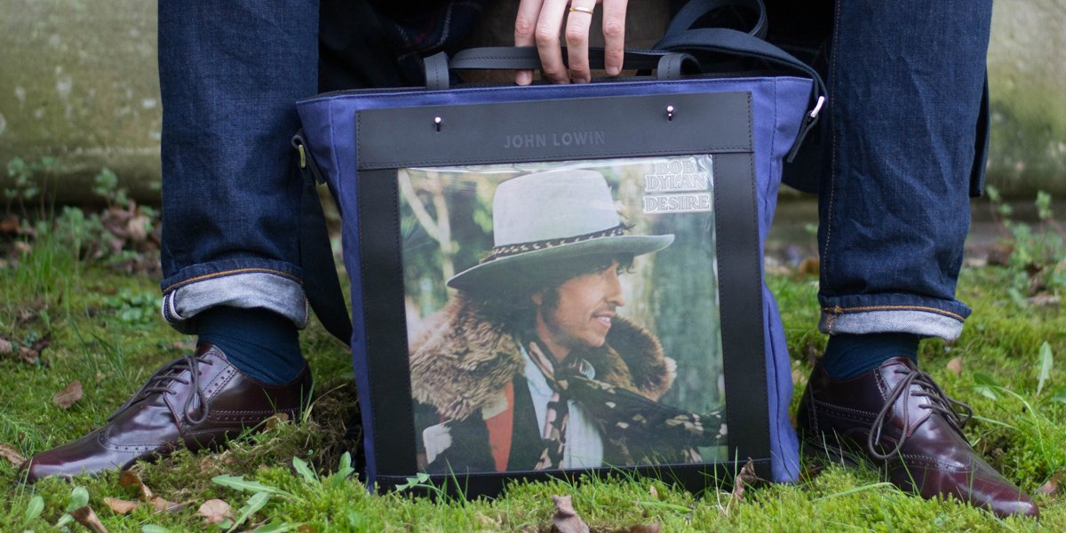 Record bags from john lowin