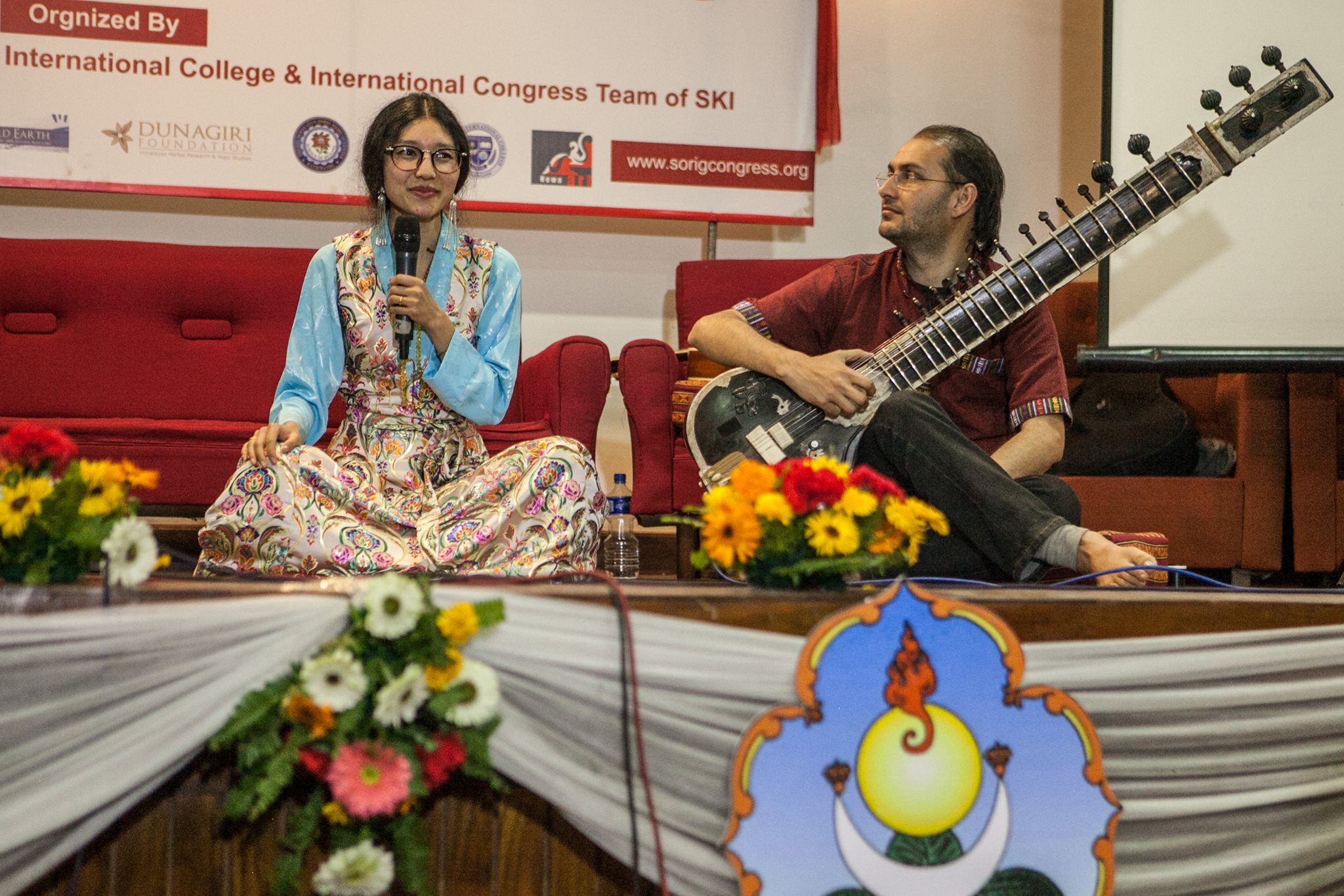 congress concert in nepa; with anil.jpg