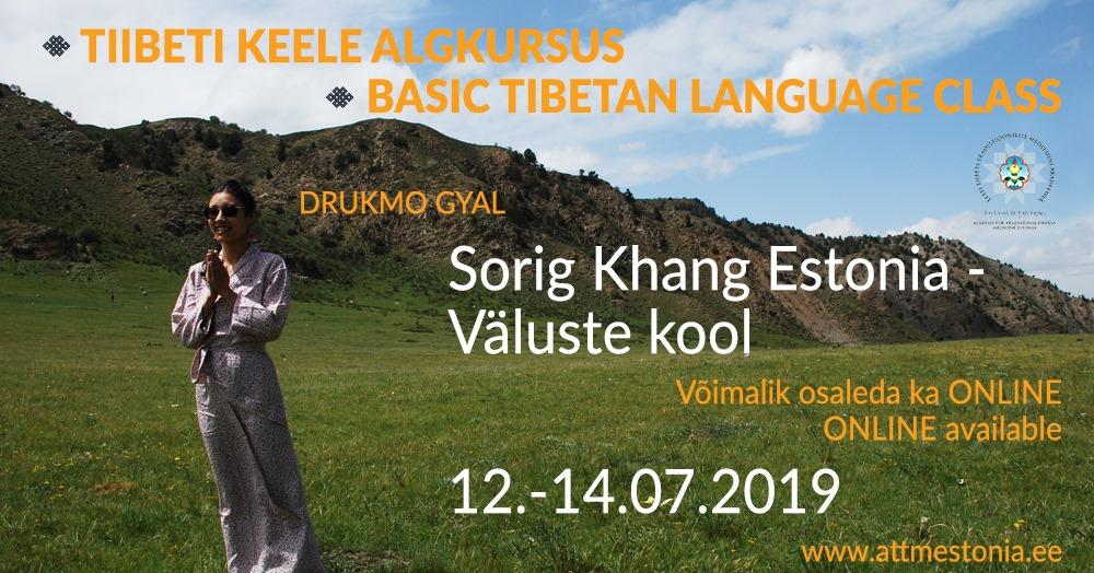 Tibetan Language class 2019 in Estonia.jpg