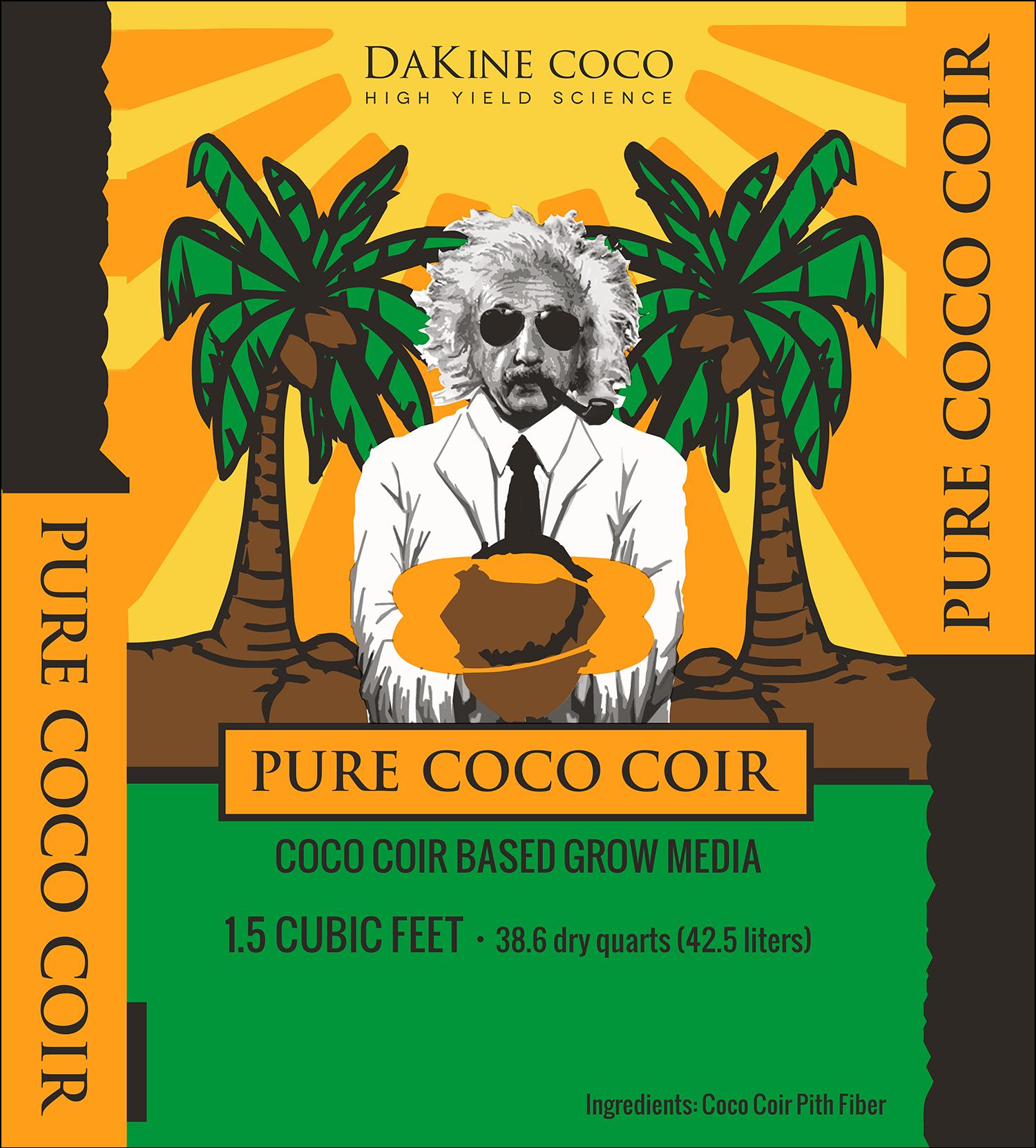 Dakine 420 Pure Coco Coir