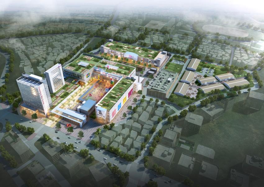 청주시 도시재생 선도지역(경제기반형) 활성화계획 수립, 2015년