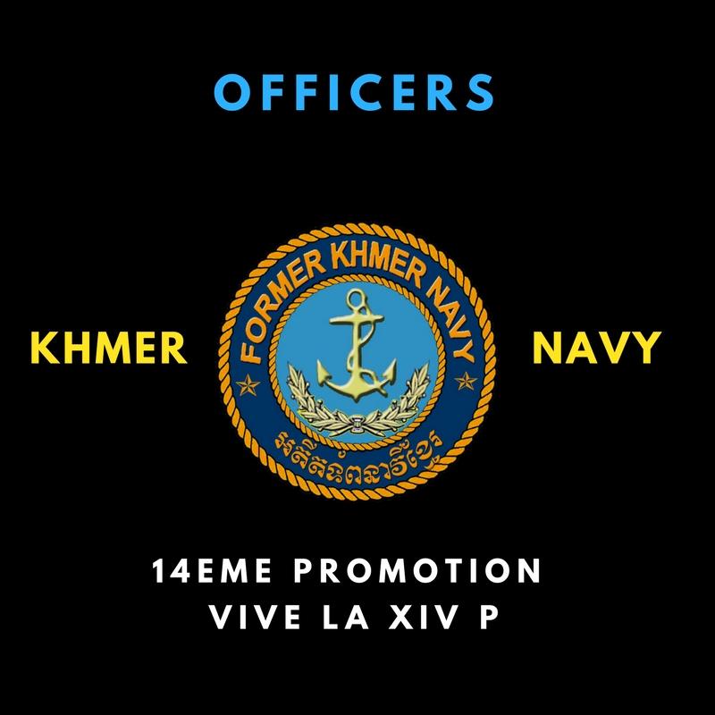 Officers List 14eme