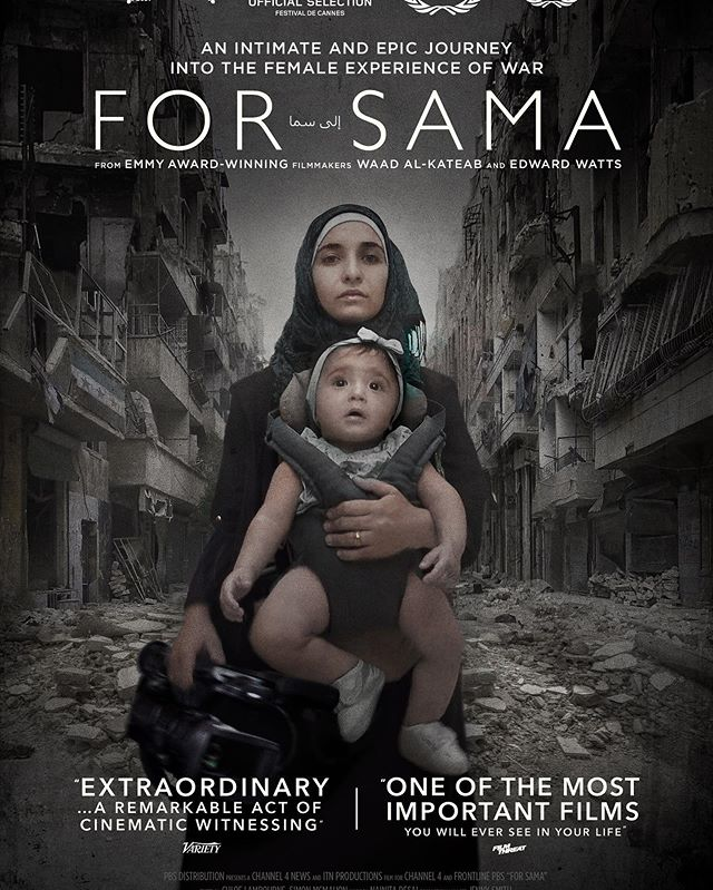 @jayucanada is screening #Forsamu Thursday July 4th 7PM. ASL interpreters will be at this film screening and the film will be captioned. Check out our Facebook page for more information and tickets. #Aleppo #SocialJustice #NoJusticeNoPeace #JayU