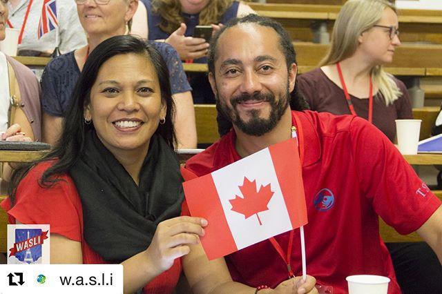 #wasliparis2019 representing @casli_canada 🇨🇦 in 🇫🇷