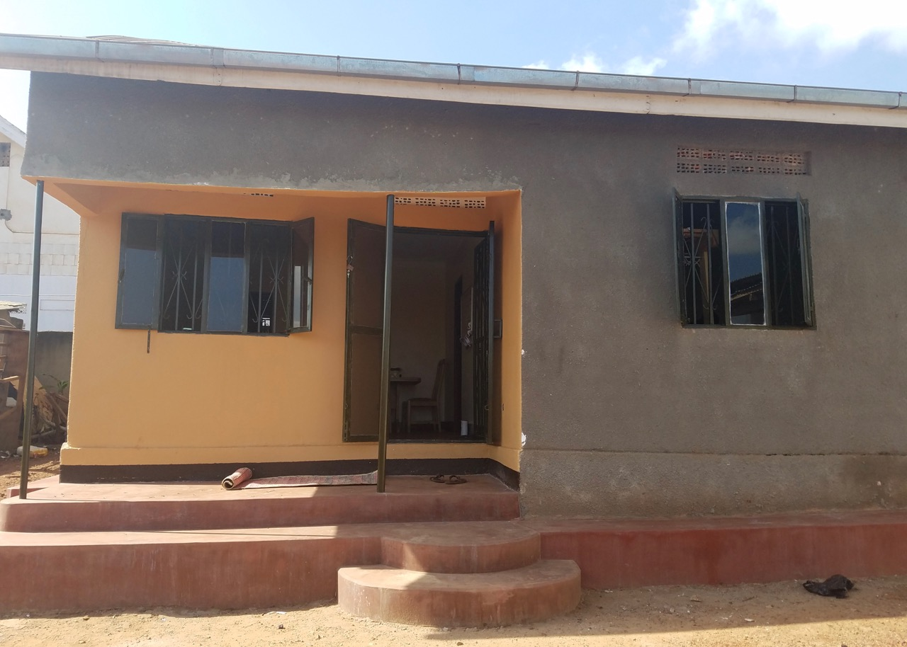 Kitiibwa began with a small house and a dream... - The dream for the house was to have a space where God's glory was ever present- where children could come for meals, encouragement, prayer, education, and fellowship. It was a space where social status was left at the door before entering.
