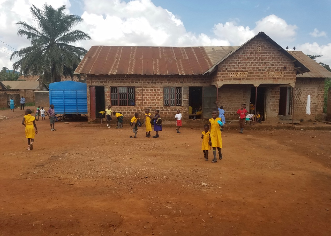 We soon discovered two preexisting schools... - Located in two different slums in Kampala, Uganda, both schools had a solid foundation and vision but needed help encouraging the children. We came alongside them and became ministry partners. Unfortunately, the government has closed down one of the schools since then.