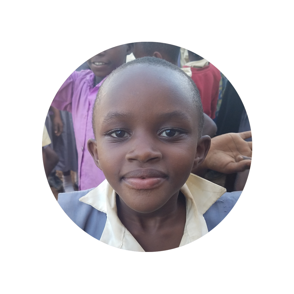Sponsor a child in a Kampala slum through Kitiibwa Ministries