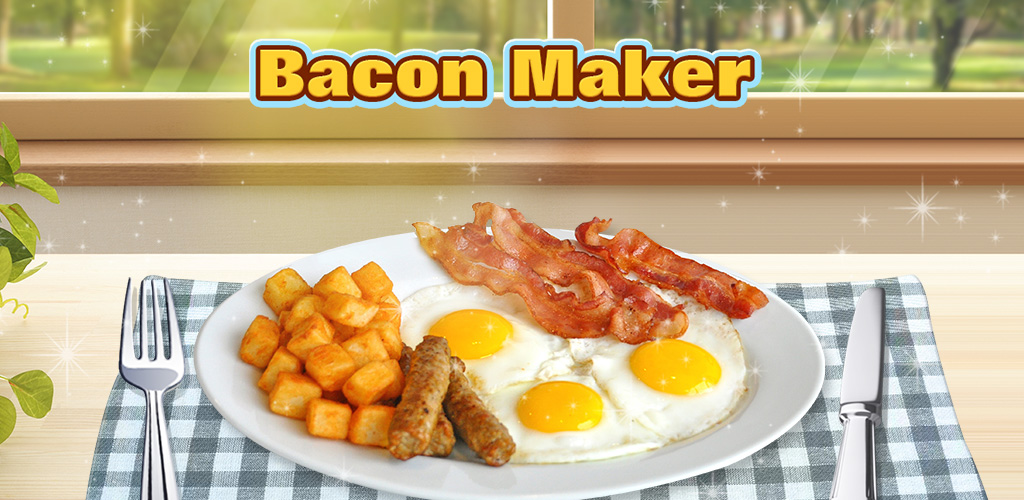 Breakfast - Bacon & Egg Maker  Be a master chef in the kitchen! Grill yummy food! Get ready for a GREAT morning
