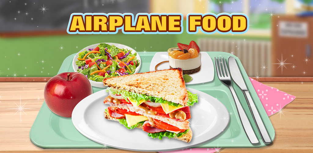 Airplane Food Maker  Attention to ALL PASSENGERS ONBOARD! We will soon be serving your meal. What would you like to have?