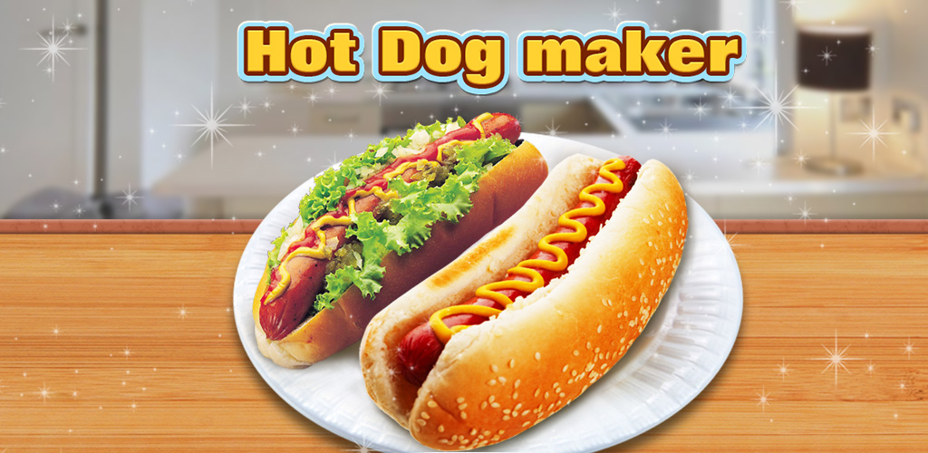 Hot Dog Maker!  Love street food & dogs? Make it yourself in this FUN new kids cooking game!