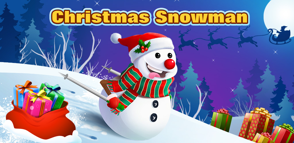 Christmas Snowman Maker        Love the snow? Don't wait for it, start now in this fun kids snowman maker game!