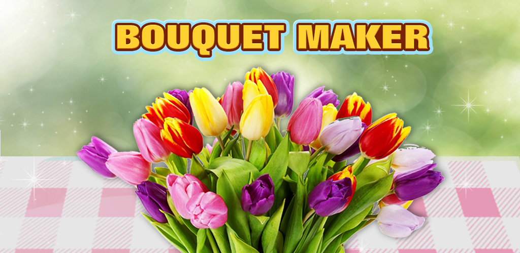 Flower Bouquet Blossom Maker!  Surprise your GIRLFRIEND with colors! DIY ROMANTIC gift for your sweet lover!