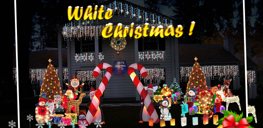 White Christmas Maker  Dreaming of that White Christmas? Now you can bring it around with you all season long and share it with your friends.