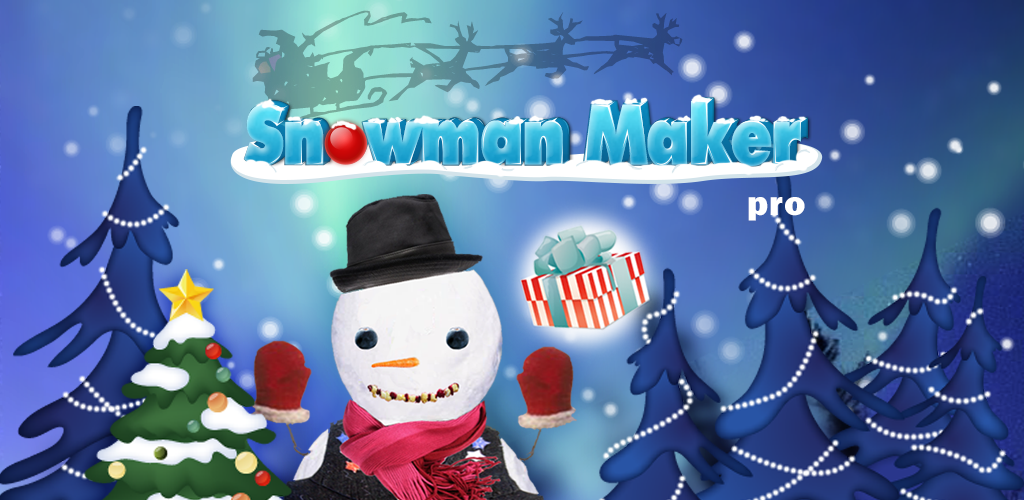 Snowman Maker  LOVE the snow? Don't wait for it, stat now in this FUN kids snowman maker game!