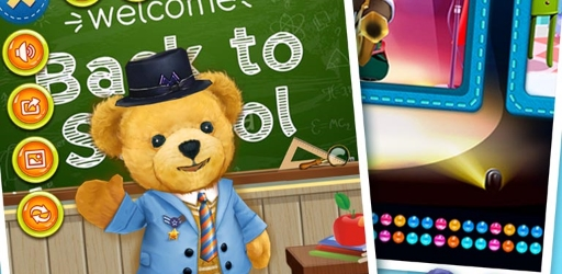 Teddy Bear Salon - Talking Bear for Kids  Teddy needs your help! Fill his tummy with fluffy stuffing and then take him to the Salon to give him the best Makeover ever!