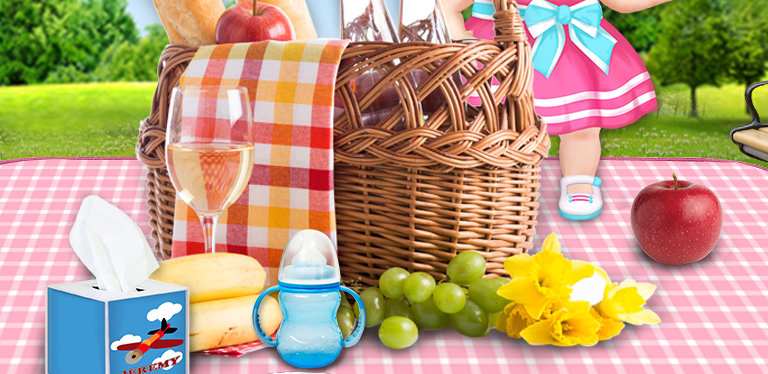Picnic Lunch Food Maker  With Picnic Lunch Food, you have a chance to enjoy all the fun parts of a picnic without the requirement of a sunny day.
