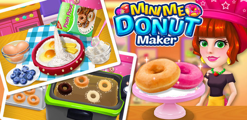 Mini ME Donut Maker             Get into the only game that you can make DONUT with anyone you want in the world.