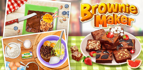 Chocolate Brownie Maker        Nobody can resist CLASSIC dessert! Come & decorate your brownie from scratch now.