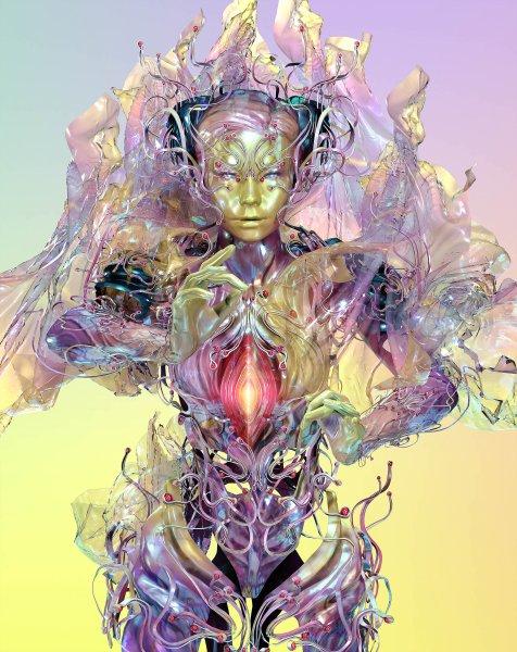 """Björk """"Family"""" VR Experience."""