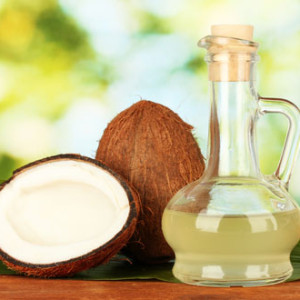 healthy saturated fats coconut oil