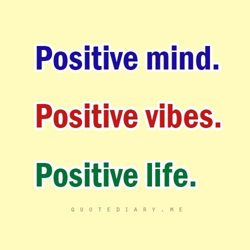 flip the coin positive thoughts