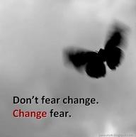 fear change struggle