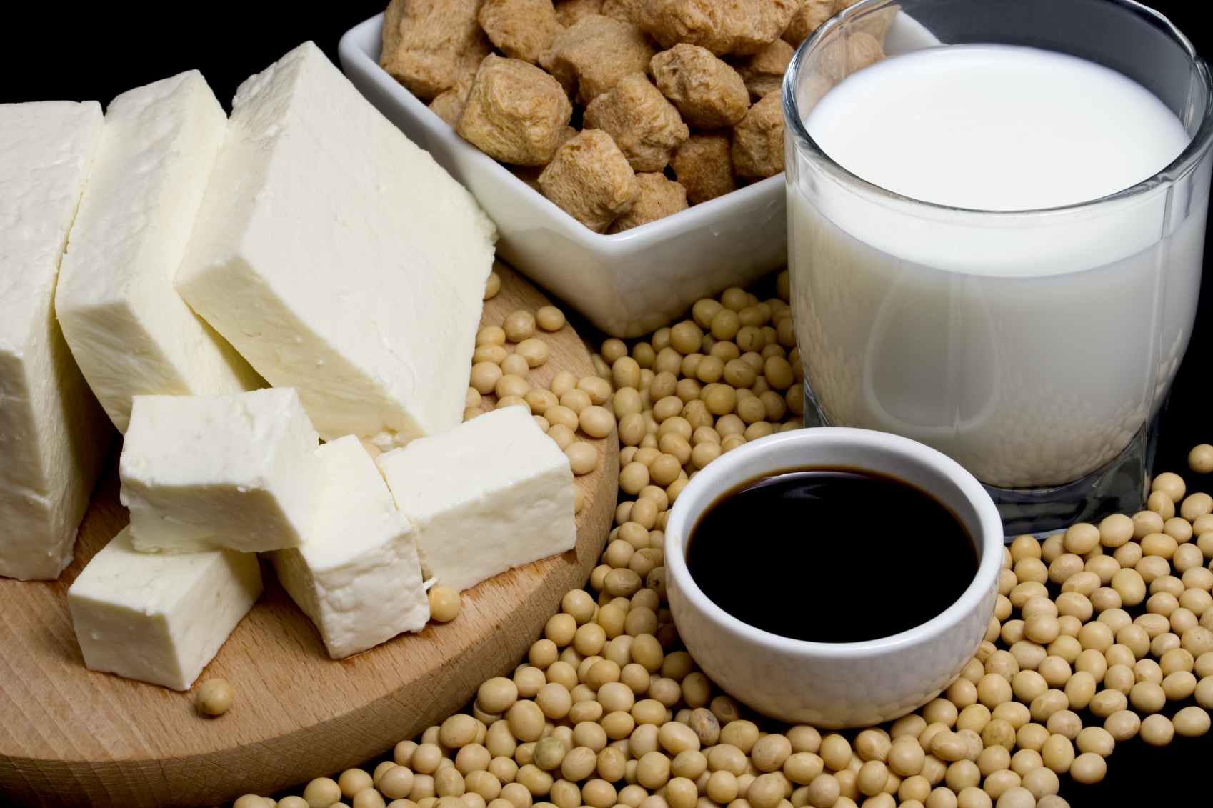 Soy alternatives tofu milk stephcuesta
