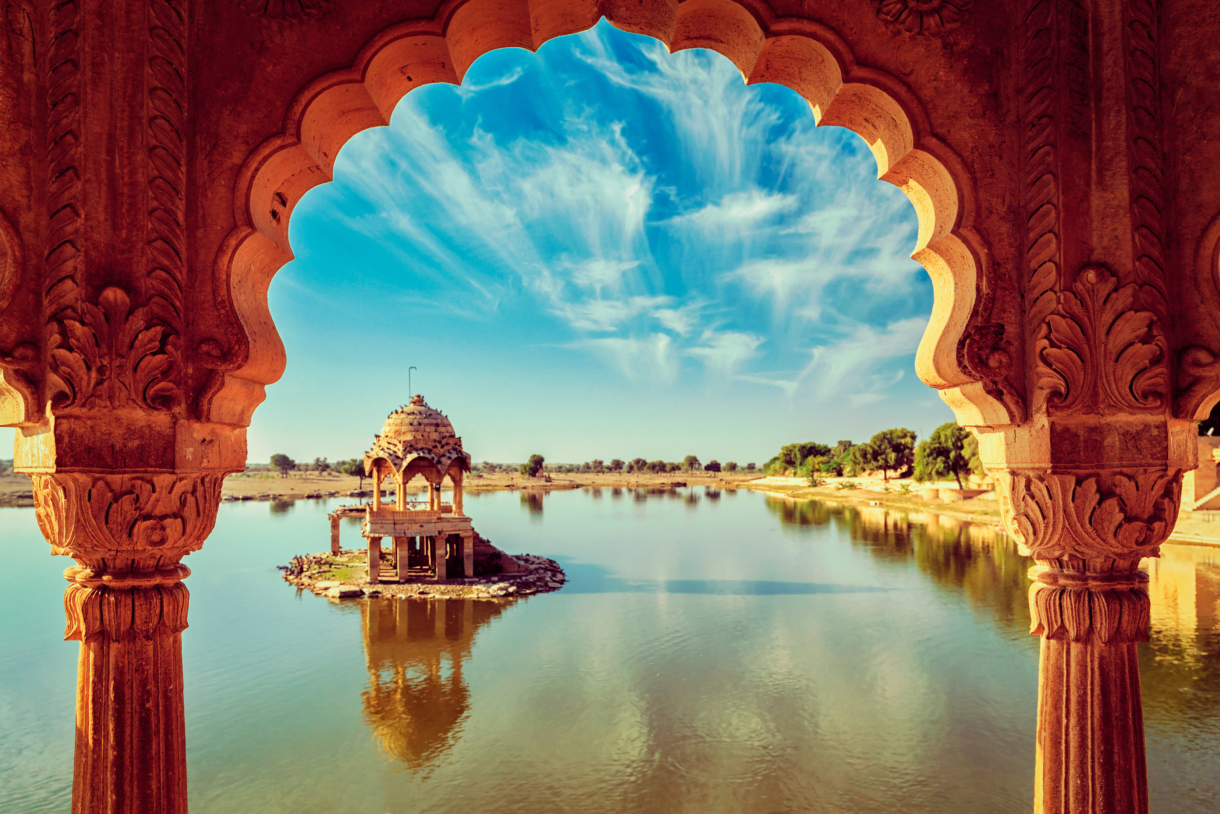 Tourism Trends and Age Accessibility    Rajasthan, India