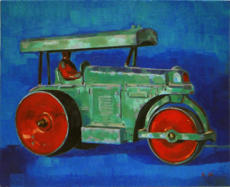 Dink Road Roller