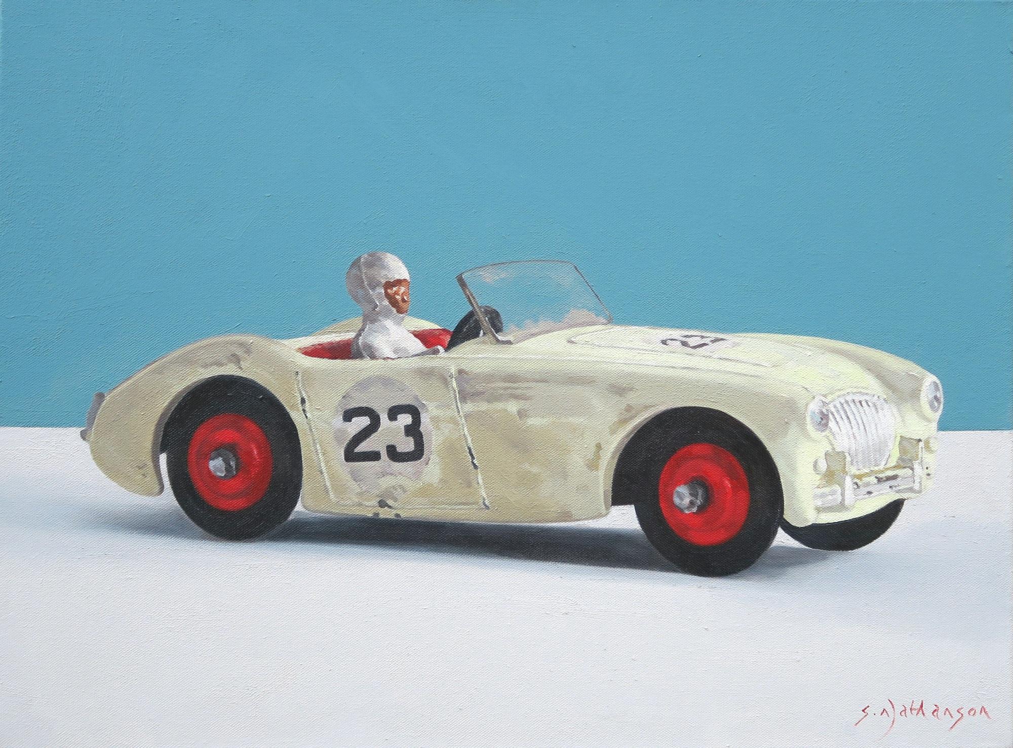 Austin Healey 100 Sports Car (Model no. 109, 1955-1959)