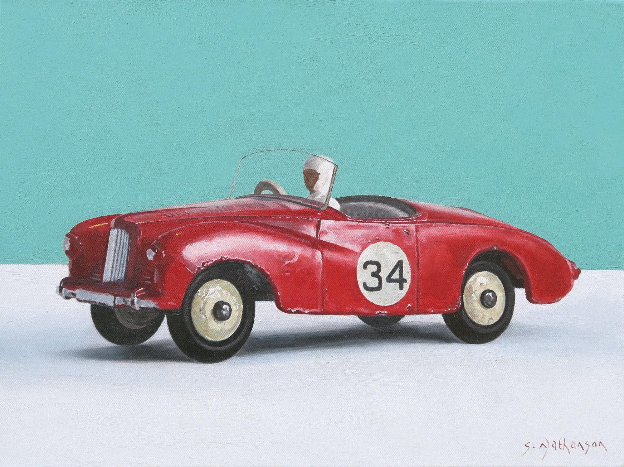 Sunbeam Alpine Sports Car (Model no 107, 1955-1959)