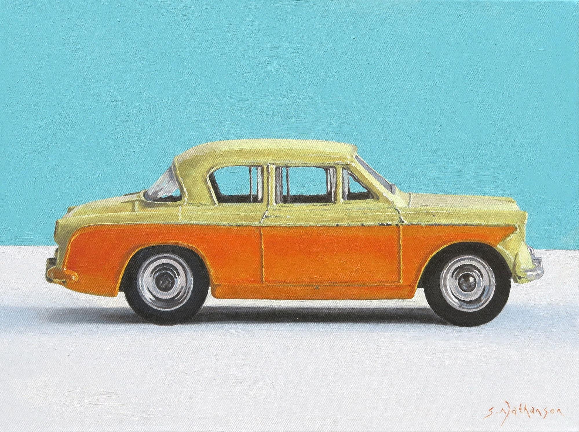 Sunbeam Rapier (Model no.166, 1958-1963)
